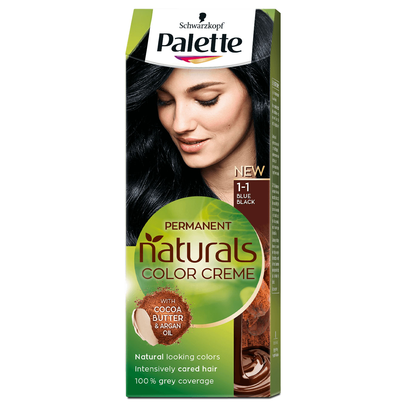 Palette Permanent Naturals Color Creme 909 11 Blue Black \u2013 Peppery Spot
